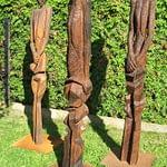 Holzskulpturen