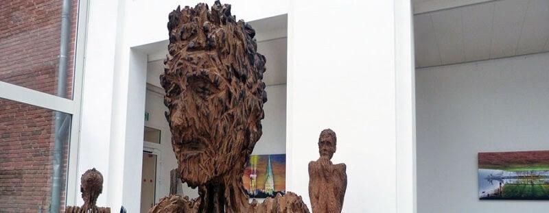 Kunst in Lüneburg Holzskulpturen