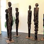 Skulpturen und Objekte
