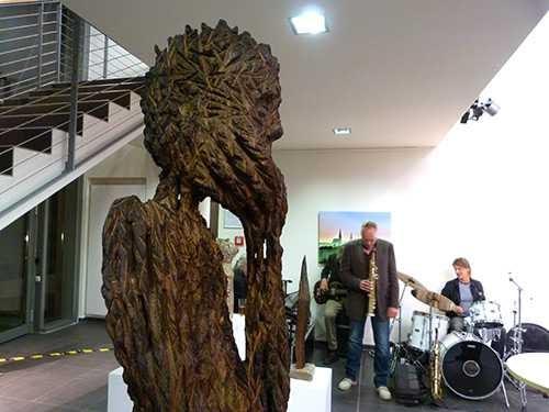 einBLICKE - Skulptur trifft Fotografie