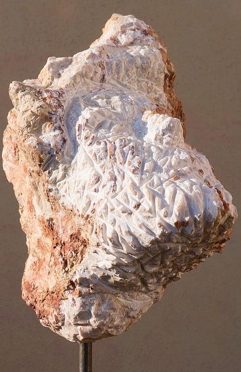Marmorkonglomerat Wächterkopf
