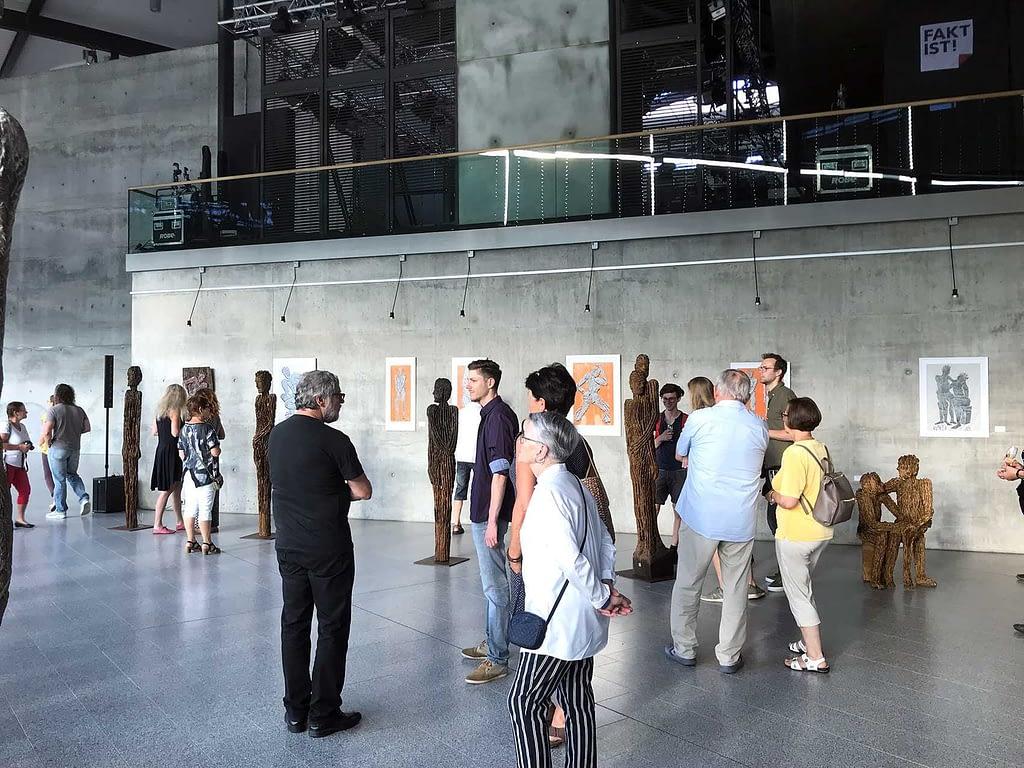 • Ausstellungen beim MDR
