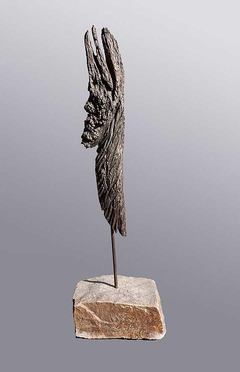 Kleine Bronzeskulptur