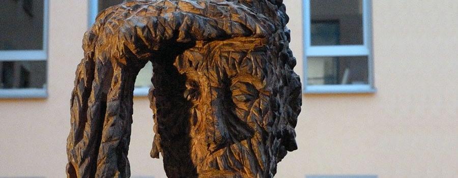 Bildhauer Matthias Trott